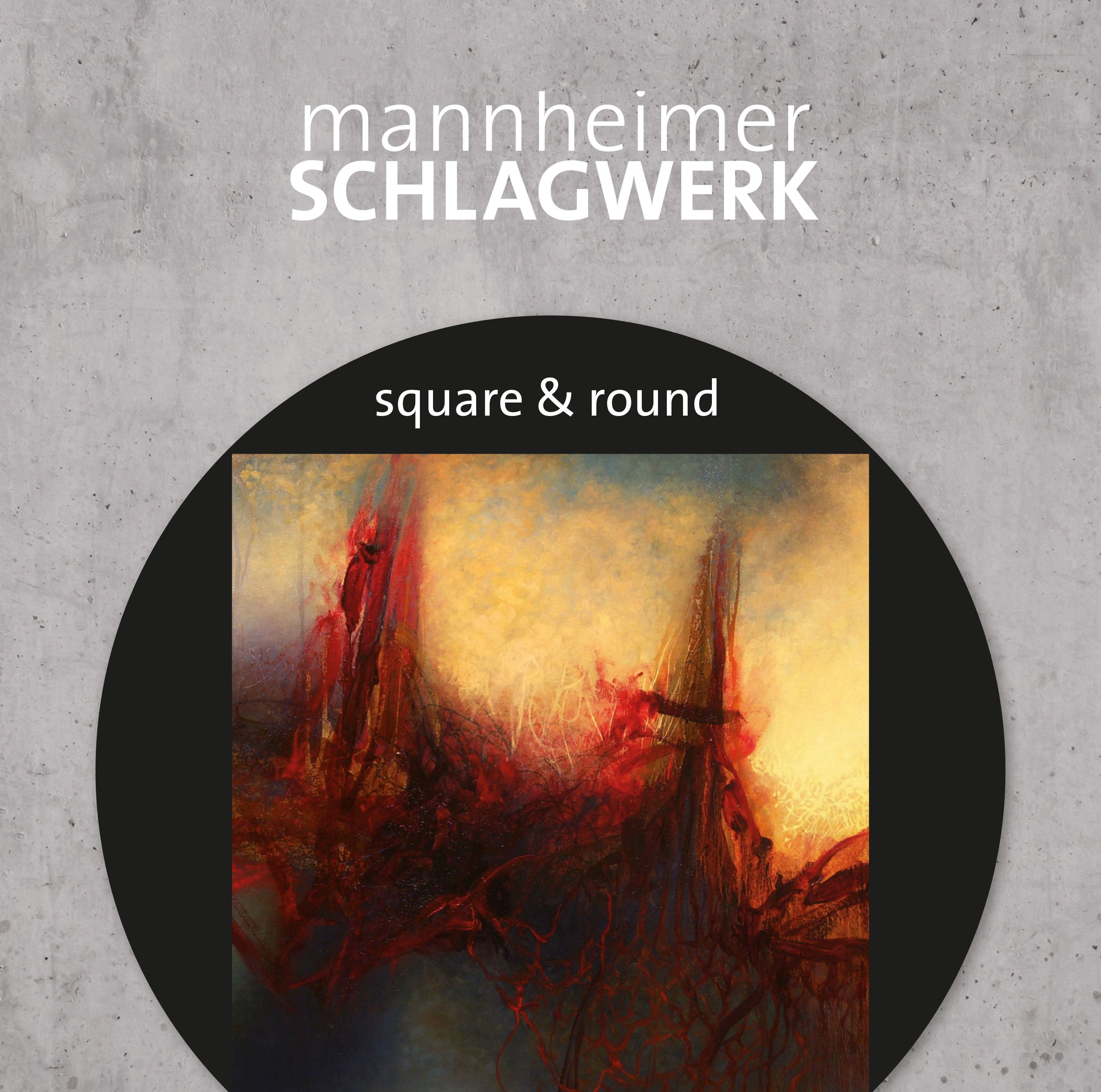 Square and Round - Album Cover